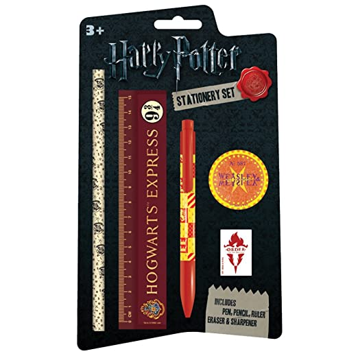 Amazon.com: Harry Potter SR72242 stationery set: Clothing