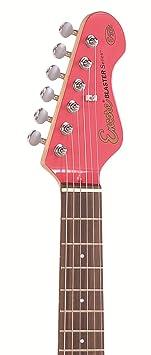 Encore 3/4 Tamaño de la guitarra eléctrica - rosa: Amazon.es: Instrumentos musicales