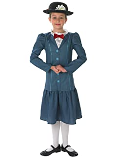 Rubies Official Disney Mary Poppins Return Movie Dress Up ...