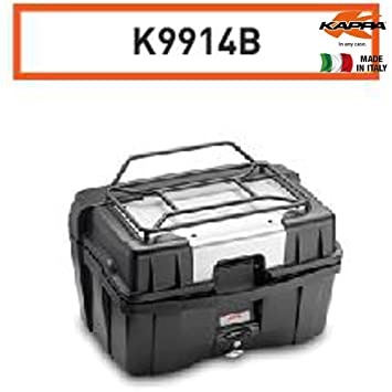 Kappa Moto - Portaequipajes Moto Kappa k9914 para Maletas Garda kgr33 y kgr46 - KAP60: Amazon.es: Coche y moto
