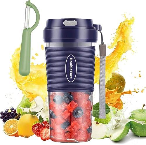 Portable Blender,Cordless Personal Blender Juicer,Mini Blender