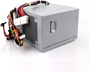 Zoravson 305W L305P-01 F305P-00 NH493 Power Supply Compatible with Dell Optiplex 360 380 580 745 755 760 780 960 MT Mini Tower PS-6311-5DF-LF N305p-06 MH595 XK215 P192M JH994 C248C PW114 MK9GY X8129