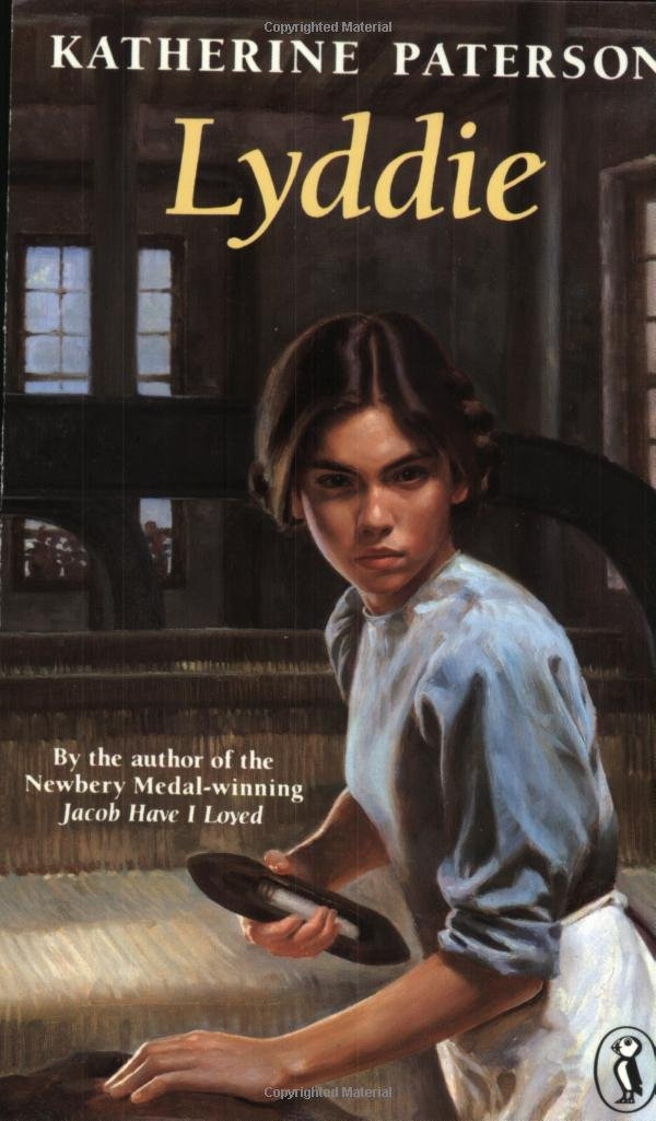 Amazon.com: Lyddie (Puffin Books) (9780140349818): Paterson, Katherine:  Books