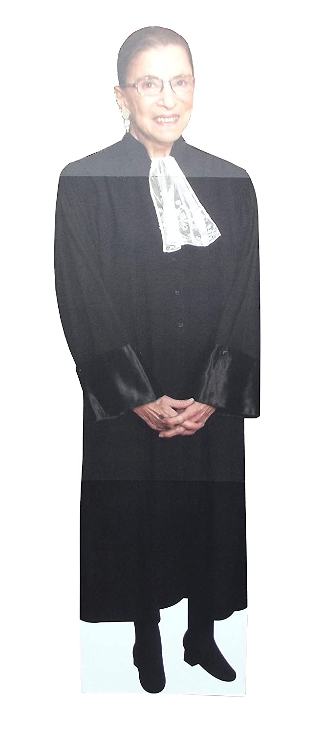 Aahs Engraving Ruth Bader Life Size Carboard Stand Up,