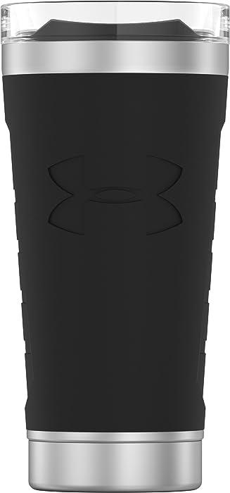 Under Armour MVP 18 Ounce Stainless Steel Tumbler - Black