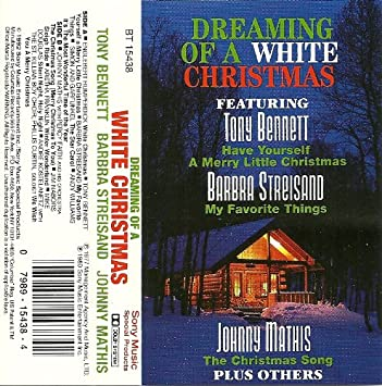 Dreaming of a White Christmas audio