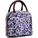Chrysansmile Colorful Style Polyester Lunch Bag For Women