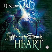 The Lightning-Struck Heart | Livre audio Auteur(s) : TJ Klune Narrateur(s) : Michael Lesley