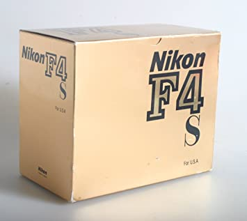 Nikon f4 s empty box amazon camera photo nikon f4 s empty box sciox Gallery