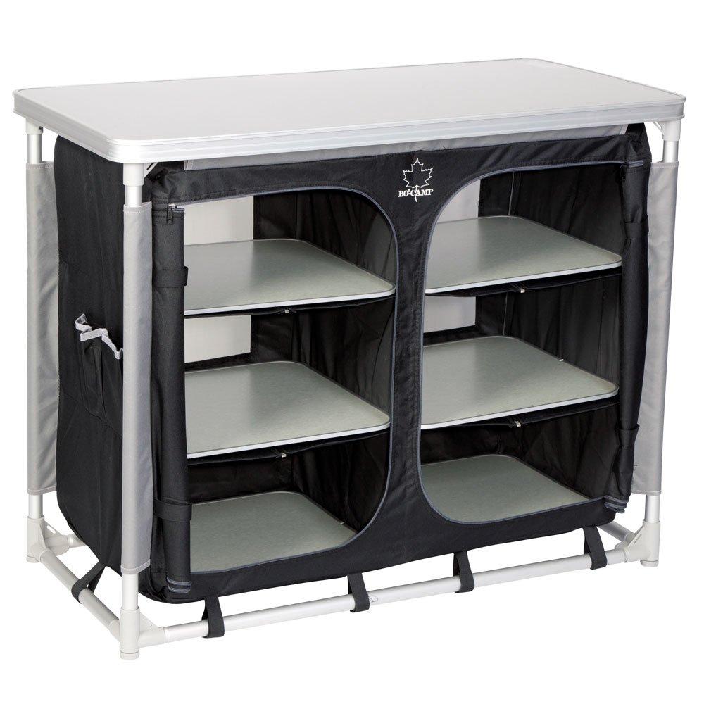 BoCamp Küchenschrank Deluxe wasserdicht, verstellbare Füße, 49x100 cm