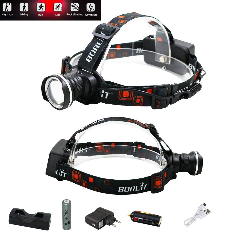 Donghwa Sangsa CREE L2 Rechargeable Head Lantern