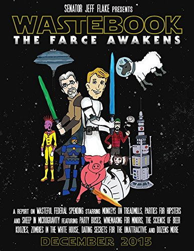 Wastebook: The Farce Awakens December 2015