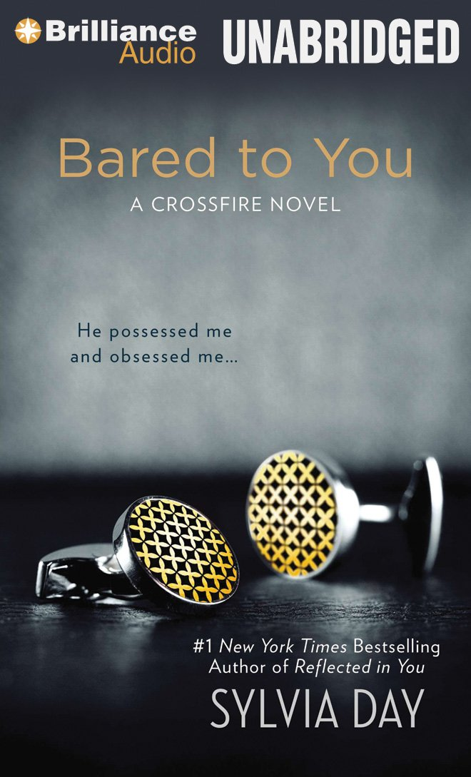 Bared to You (Crossfire): Amazon.es: Sylvia Day, Jill Redfield ...