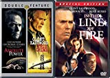 Presidential Clint Eastwood 3-Movie Bundle - In the Line of Fire, Absolute Power & True Crime Tripe Feature Set