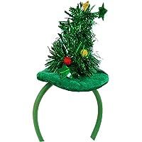 Cosanter Moda Árbol de Navidad Diadema Creativo Niño