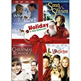 Holiday Collector's Set V.6: A Christmas Romance / The Sons of Mistletoe / A Song for the Season / What I Did for Love