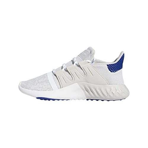 Amazon.com | adidas Originals Tubular Dusk J Grey One/Mystery Ink Knit Youth Trainers Shoes | Shoes