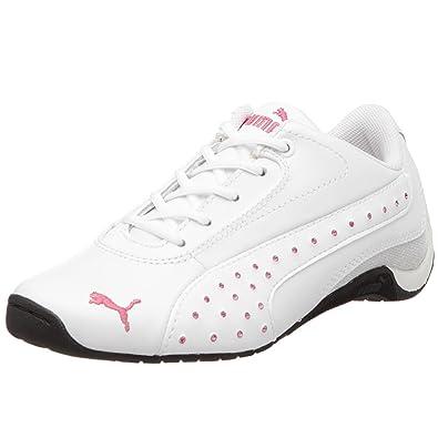 Puma, Mädchen Outdoor Fitnessschuhe, Weiß weiß Größe: 36