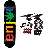 """Enjoi Skateboard Complete Chronic Logo 8.125"""" Resin7"""