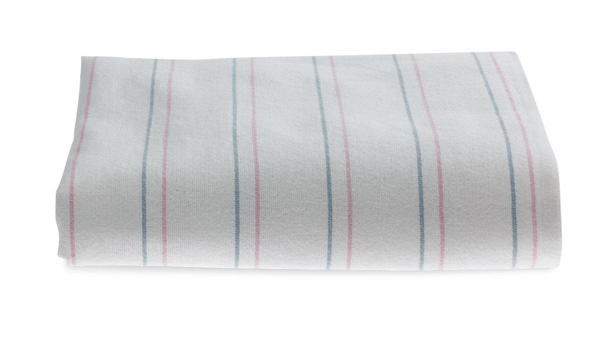 3 Pack, Hospital Receiving Blankets, Baby Blankets, 100% Cotton, 36x36, Candystripe