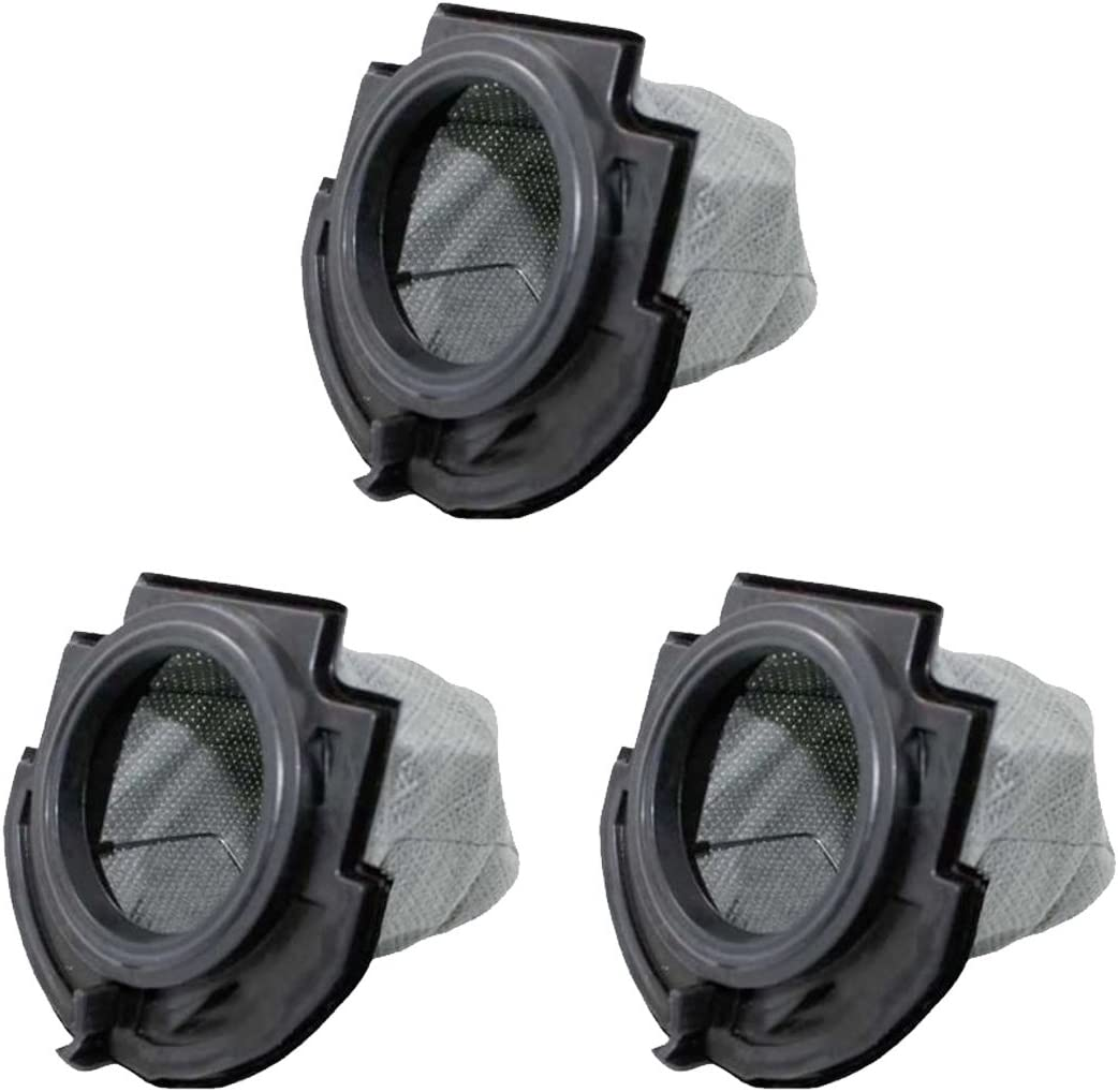 3 Pack Felji Replacement Filter for Hoover Flair Vacuum Cleaner S2200 S2220 S2201 59136055
