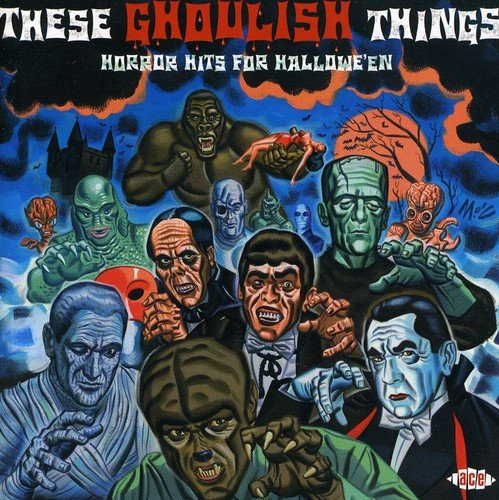 These Ghoulish Things: Horror Hits for Halloween]()