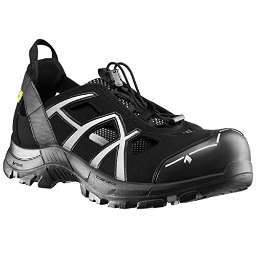 Haix – Calzado de Seguridad Safety 62 Low, color Negro, talla 41.5