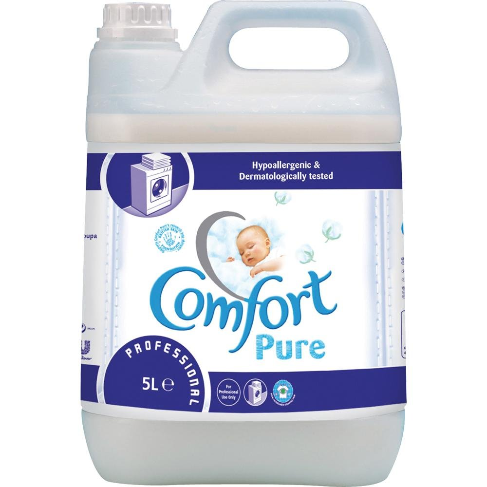 C Comfort Pure Fabric Conditioner 5 litre (1)