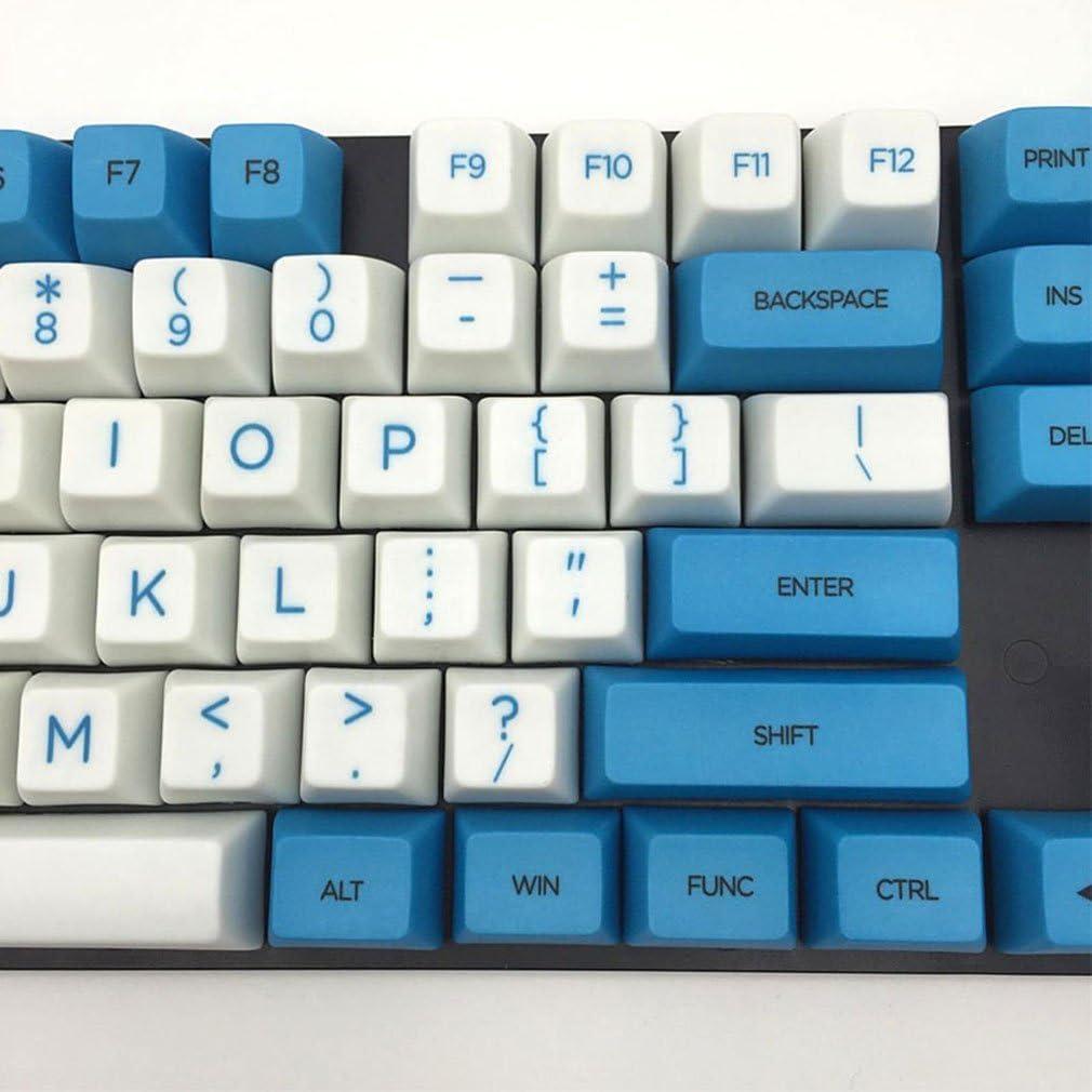 104keys Mechanical Keyboard Button Popular Keycap Series Gaming Computer Keycap Mekanik Klavye SA Sets