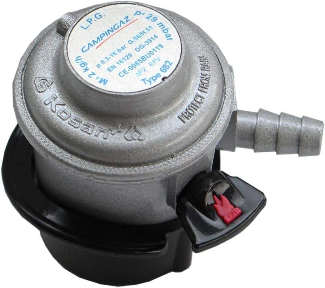 Campingaz 2000031701 - Regulador 30 gr (con válvula de seguridad)