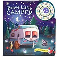 Brave Little Camper Interactive Baby & Toddler 1-Button Early Bird Sound Books (Interactive Children's 1-Button Early…