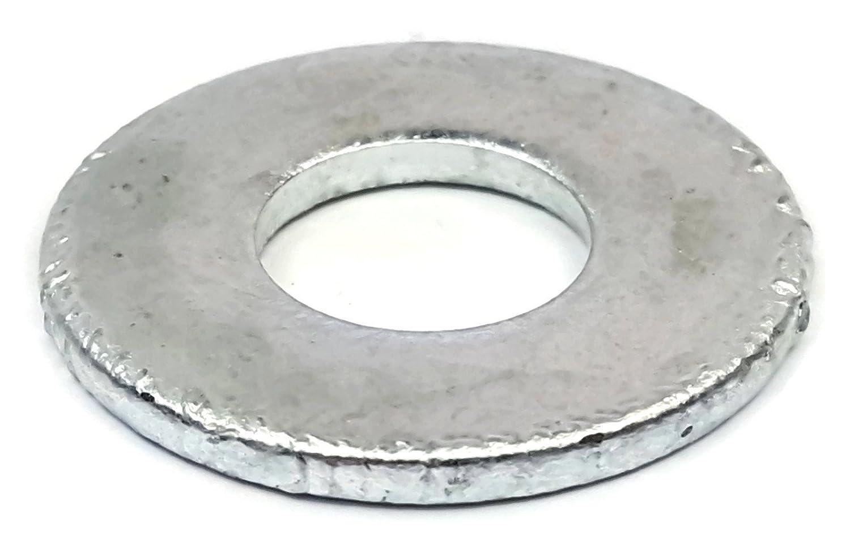 Black Steel Flat Washer 3//8 Qty 100 Flat Washer