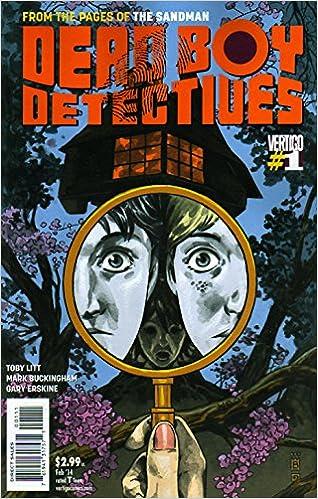 Descargar ebooks en inglés en pdf gratisDead Boy Detectives #1 en español PDF FB2 iBook B00HG1QDZC