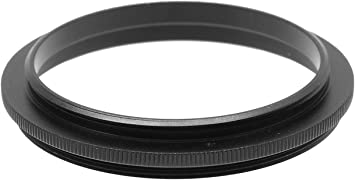 1.0 Photo Plus Macro Coupler Reverse Ring 52mm 42mm M42