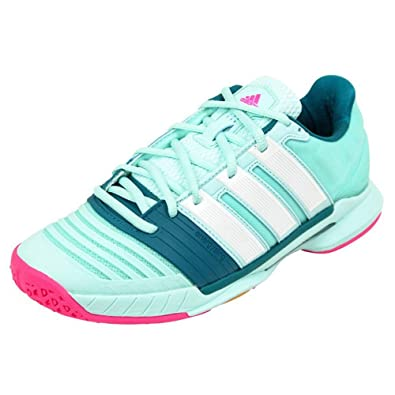 big sale 5ed7a 698a5 adidas Adipower Stabil 11 W Ver - Chaussures Handball Femme  Amazon.fr   Chaussures et Sacs
