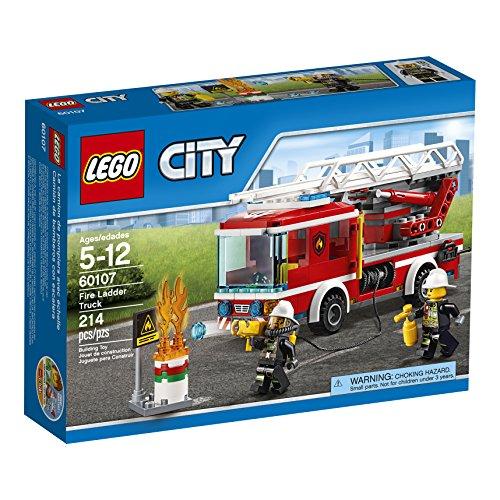 LEGO CITY Ladder Truck 60107 product image