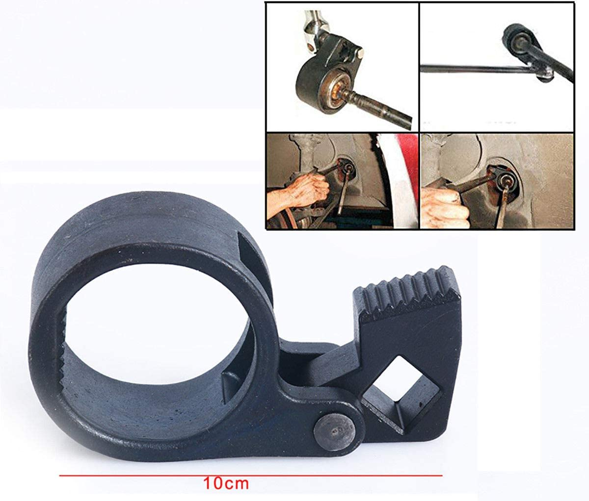 27mm-42mm Auto Car Universal Tie Rod Wrench Steering Track Rod Removal Tool Tie Rod Wrench