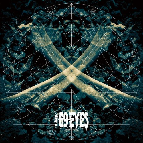 CD : The 69 Eyes - X (CD)