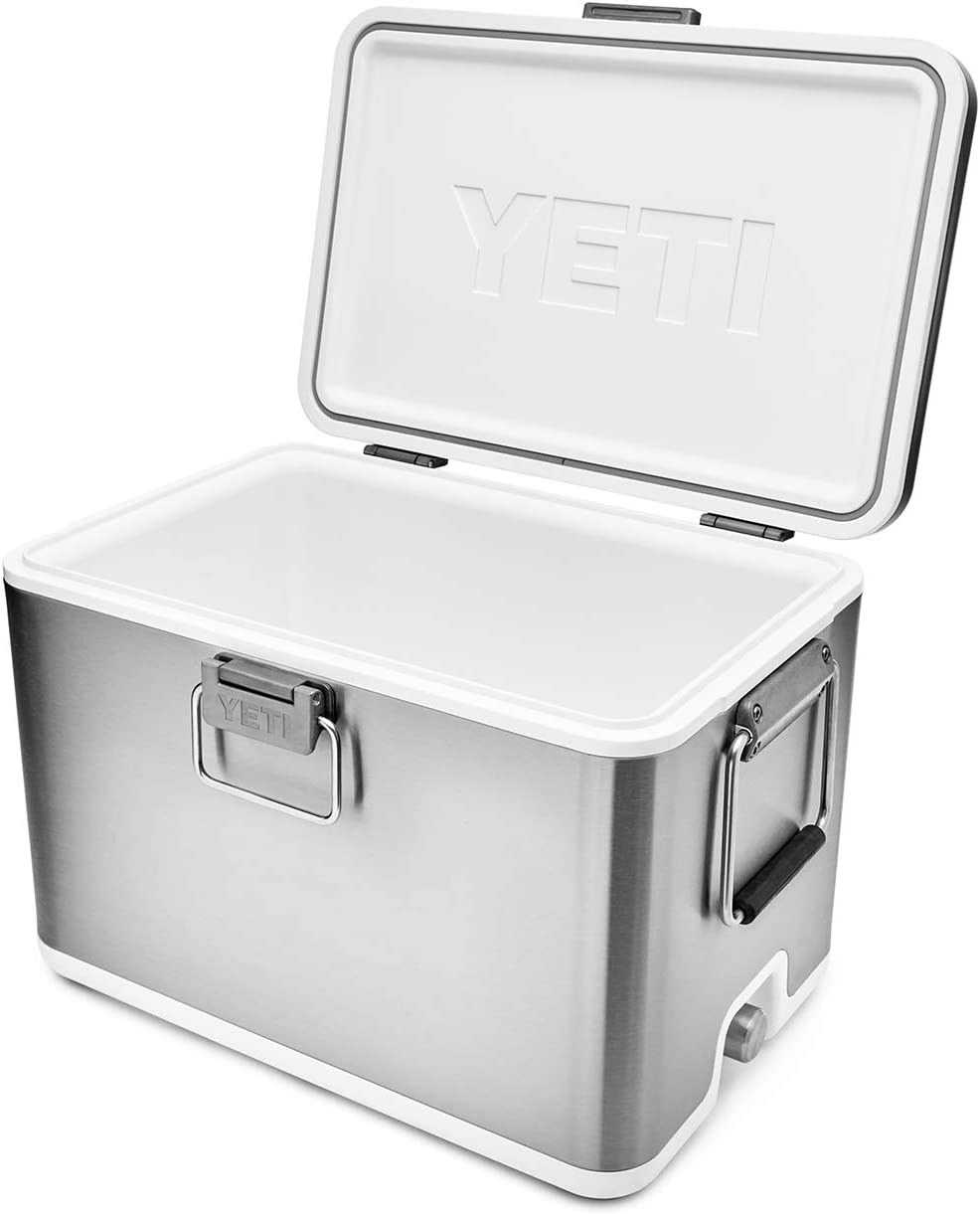 Yeti V Series Stainless Steel Vacuum Insulated Hard Cooler