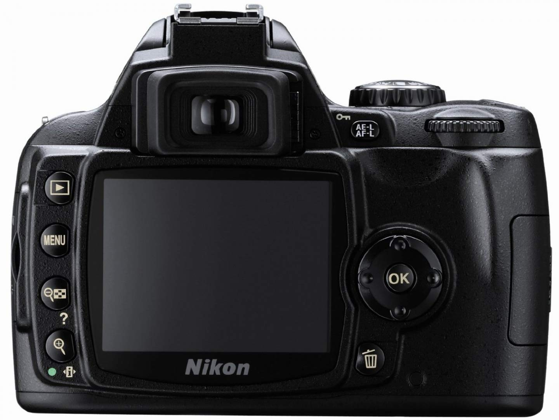 Nikon D40 61mp Digital Slr Camera Kit With 18 55mm F Parts Diagram F3 P 35 56g Ed Ii Auto Focus S Dx Zoom Nikkor Lens Bundles