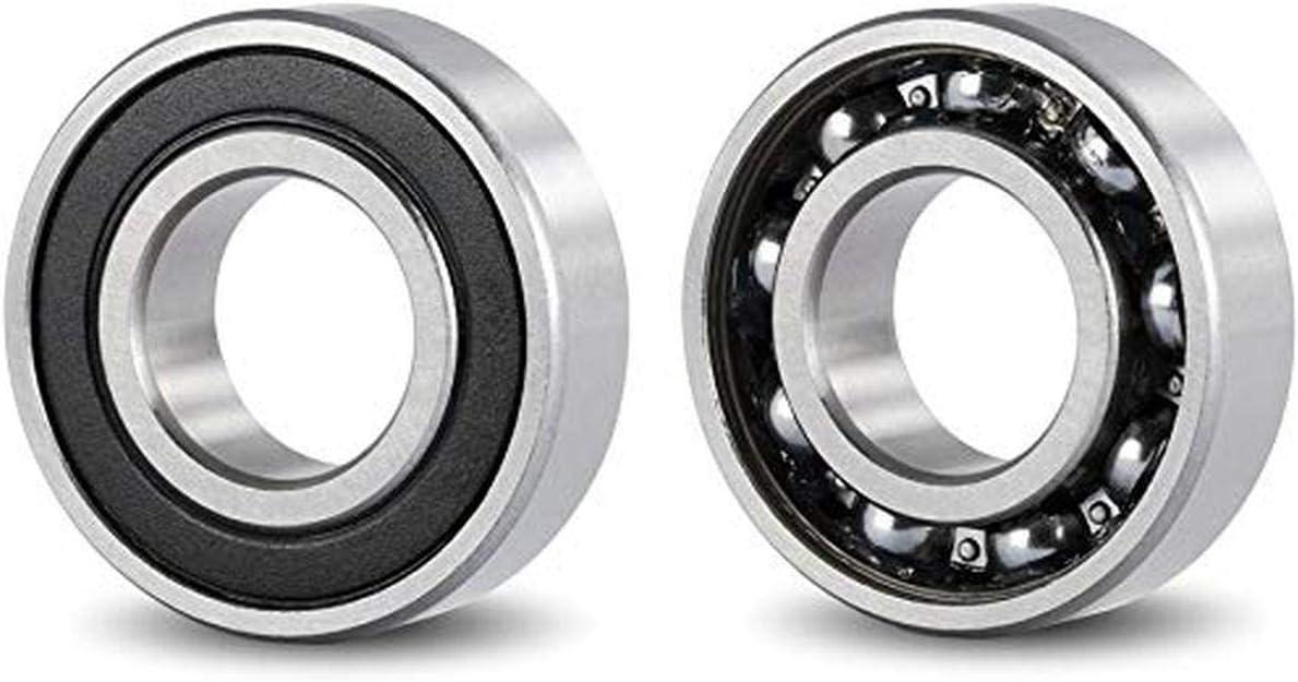 DOJA Industrial |Rodamiento de Bolas 6200 2RS C3 | Pack de 4 ...