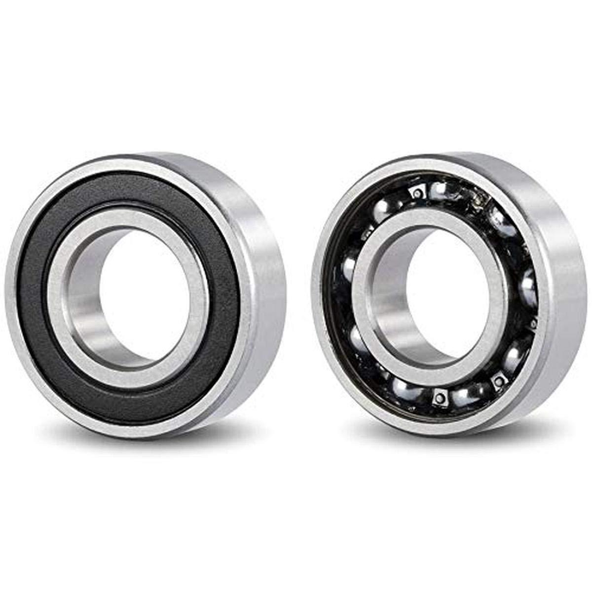 DOJA Industrial |Rodamiento de Bolas 6002 2RS C3 | Pack de 2 ...