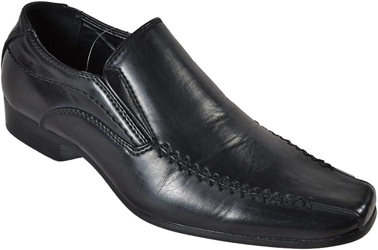 Boys School College Uniform Black Slip