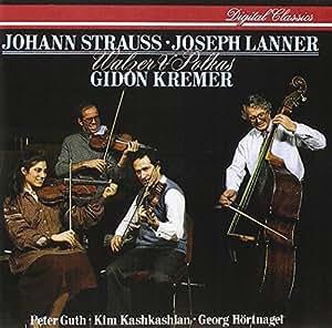 Strauss / Lanner: Walzer & Polkas