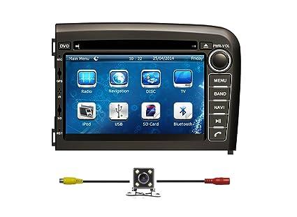 amazon com bluelotus7 car dvd gps navigation for volvo s80 1998 rh amazon com 1999 Volvo S80 Stick Shift 1999 Volvo S80 Sensors