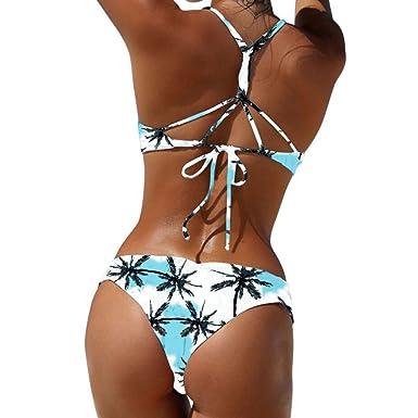 commande Forfait De Compte À Rebours hibote Femmes Bikini Set Deep V Sexy Taille Basse Push Up Maillot de Bain Maillots de bain Beachwear Maillot de Bain Deux Pièces Bikini Maillots de Bain Trouver En Ligne Grand H37M4