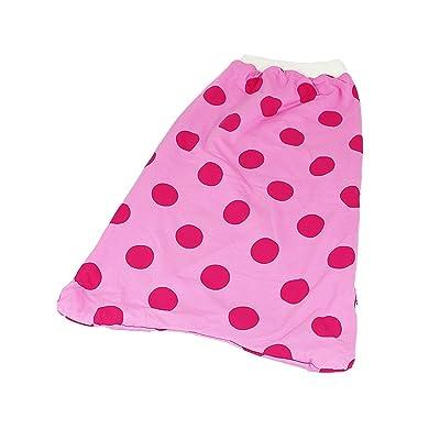 "'boubalou Gigoteuse ""Pink Spots pour bébé Grand (4–8mois)"