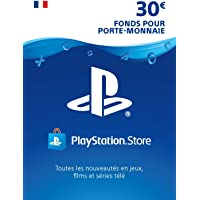Carte PSN 30 EUR   Compte français   Code PSN à télécharger