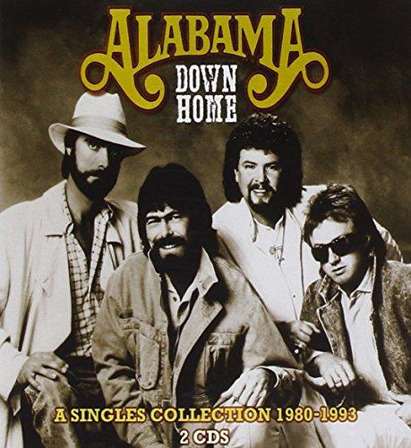 ALABAMA - Down Home Single Collection - Zortam Music
