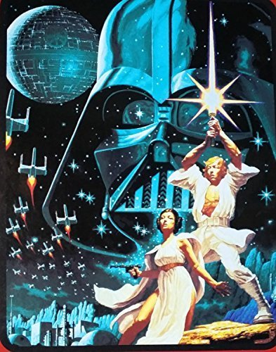 Star Wars ''Star War'' 46'' X 60'' Mink Sherpa Throw From Disney Movie. Characters Are Darth Vader, Princess Leia and Luke Skywalker on Sherpa Thick Blanket.